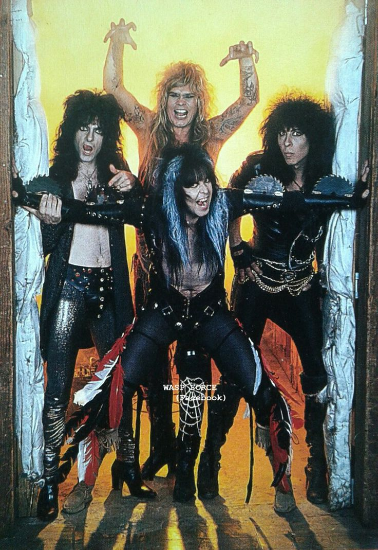 143 best W.A.S.P. images on Pinterest | Wasp, Pennies and 60 s