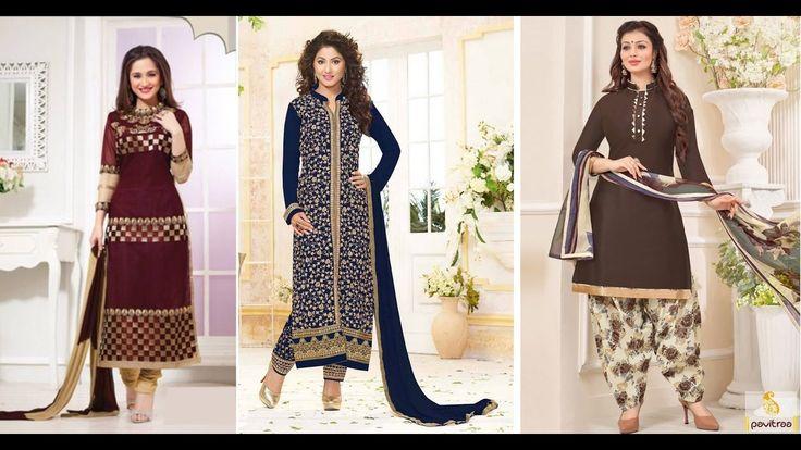 Latest Pakistani Dress Design Salwar Kameez