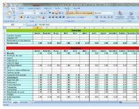 planilha de orçamento doméstico