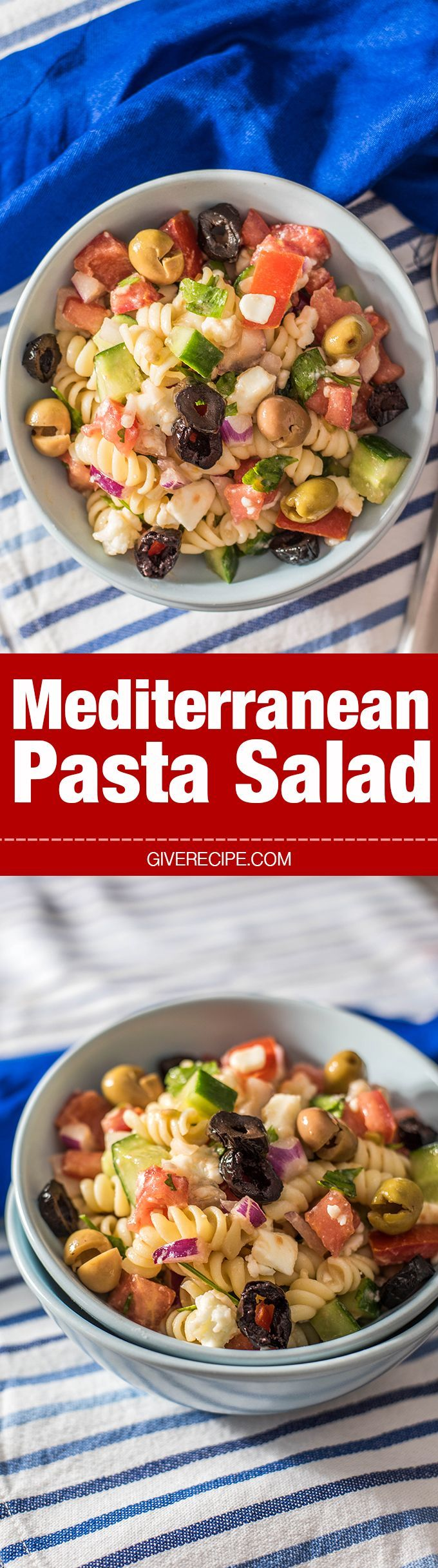 23482 best meatless monday recipes images on pinterest vegetarian pasta salad loaded with mediterranean flavors you will feel like summer never ends once you forumfinder Image collections