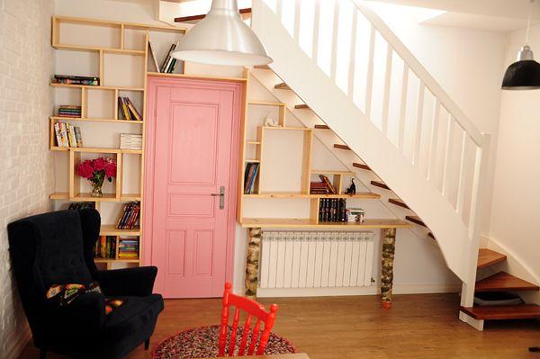 Sanna's Land Of Illusion: New in my house - regał, biblioteczka