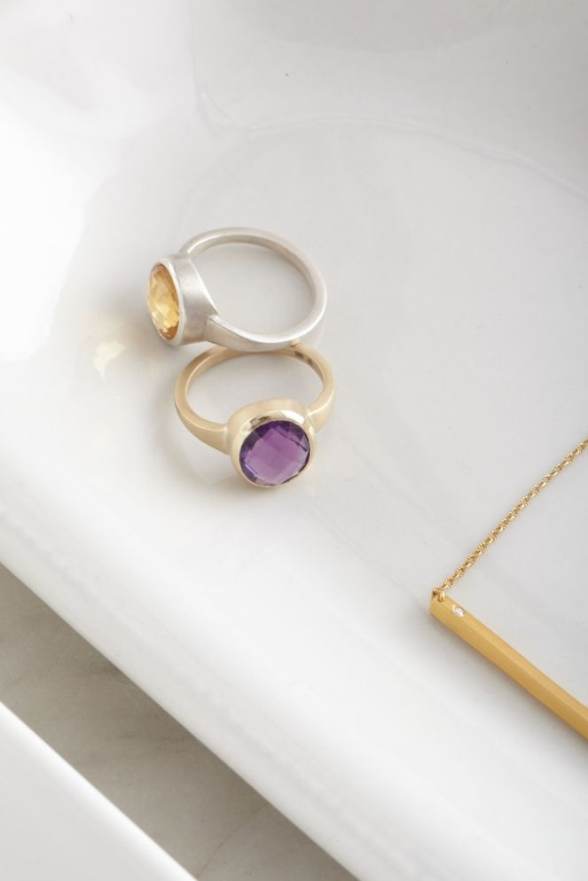 Gemma Gray Bold Rings | Dreamy and Delicate | Pinterest