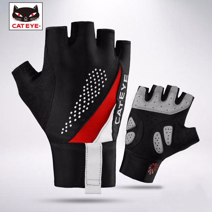 Cateye Cycling MTB BMX Bike Bicycle Cycle Wear Short Half Finger Gloves Ultra-light Stars Knight Outdoor Sports Bike Equipment. Click visit to buy