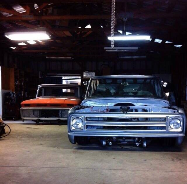17 best images about in progress on pinterest chevy for Garage cros agde