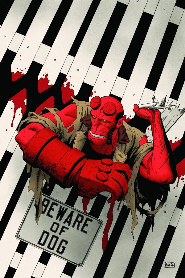 Mike Mignola Announces R-Rated Hellboy With David Harbour As Hellboy, Directed by Neil Marshall (Game Of Thrones)