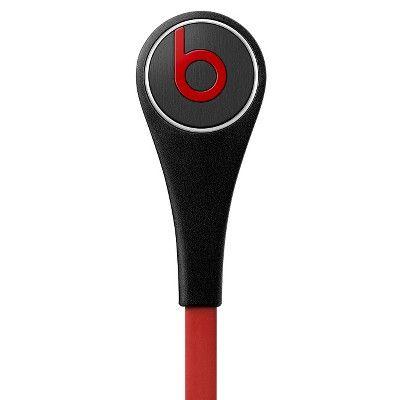 Beats Tour 2.0 Ear Headphones - Black