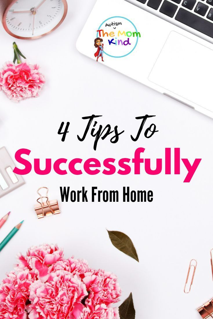 Working from Home? Find out the best tips for Success!