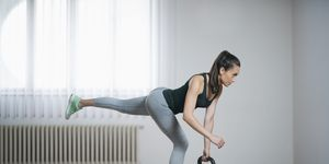 kate courtney's balance moves build crazy core strength