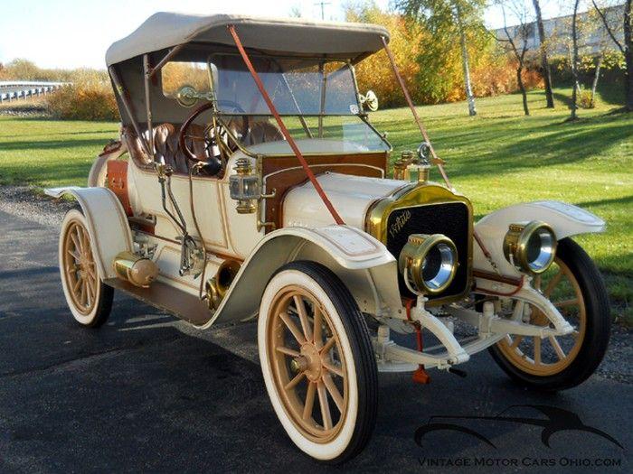 1912 White Steamer Model 30 - (White Motor Company - Cleveland, Ohio, 1900 - 1918)