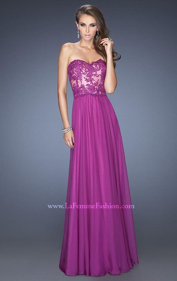 Mejores 94 imágenes de Mi reina en Pinterest | Vestidos de noche ...
