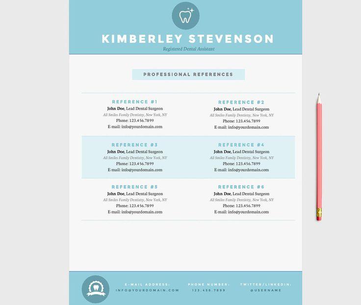 Dental Assistant Resume, Dentist Resume, Dental Hygienist Resume - dental resume template