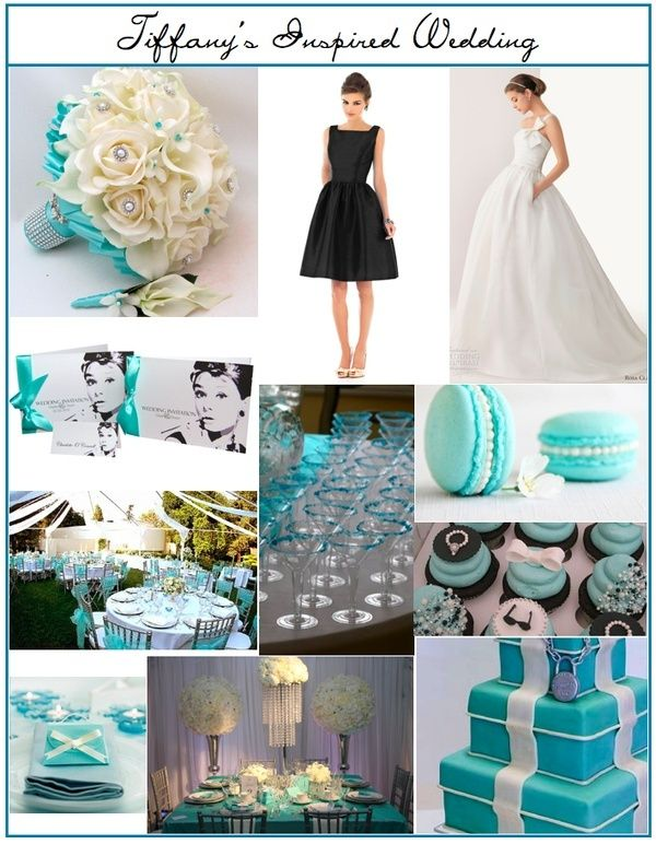 Tiffany Blue Wedding Ideas for 2014   Team Wedding Blog  #wedding #tiffanywedding #teamwedding
