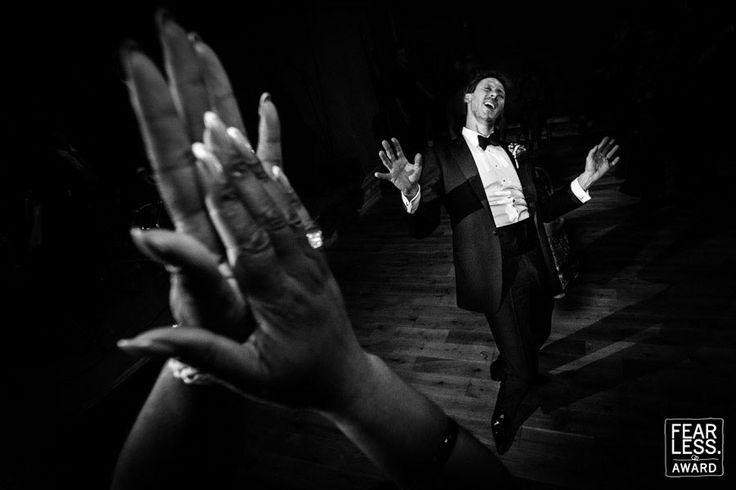 Collection 21 Fearless Award by JAMIE BOTT - England, United Kingdom Wedding Photographers