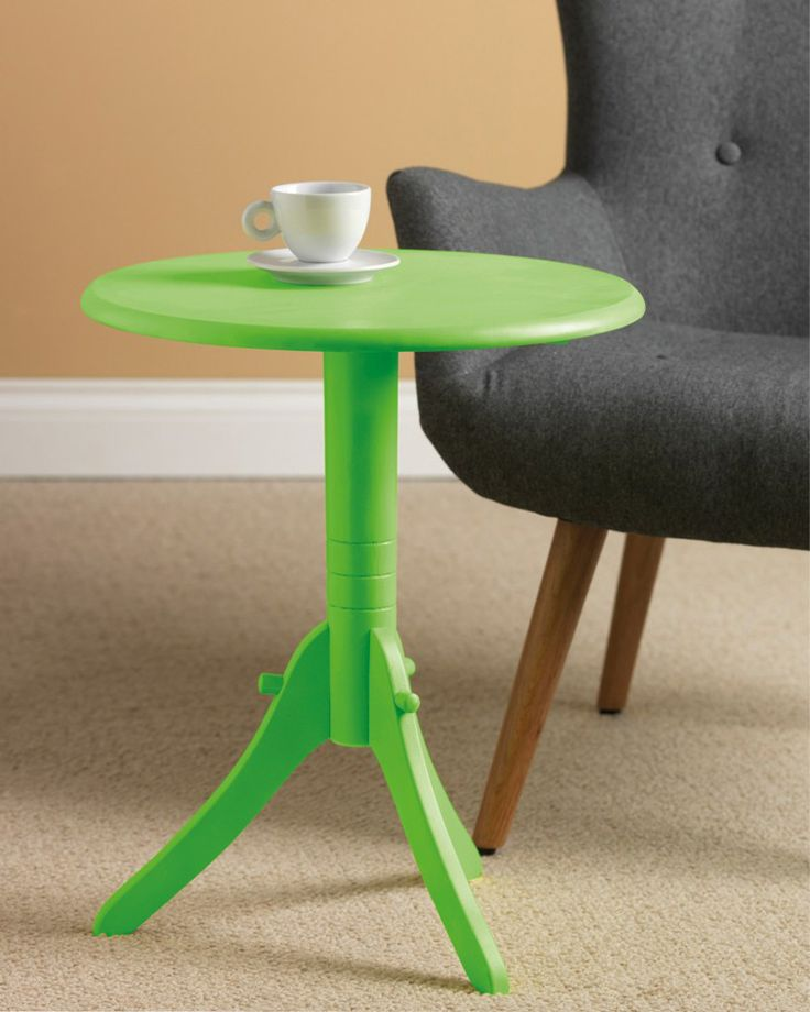 Neon Furniture Paint - Cool Furniture Ideas Check more at http://cacophonouscreations.com/neon-furniture-paint/