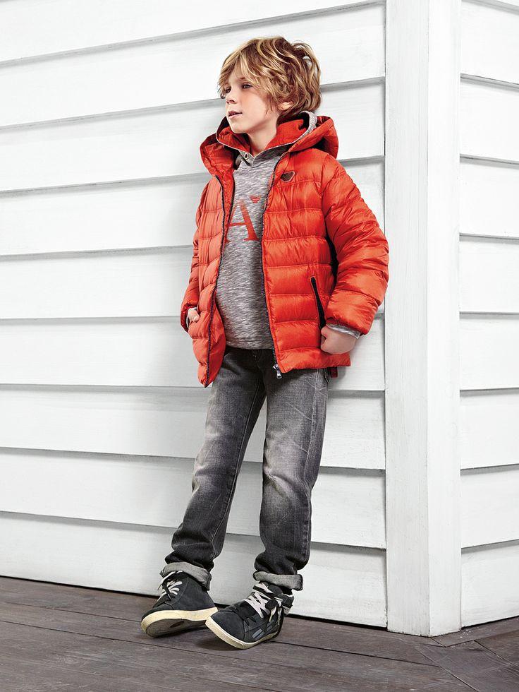 collection mini me armani | MilK - Le magazine de mode enfant