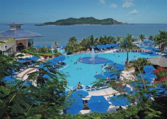Melia Azul Ixtapa Resort in #Ixtapa #Mexico #MWHONEYMOON