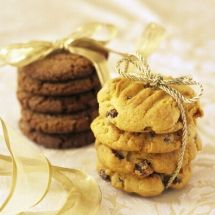 Sweet Success Sultana Biscuits