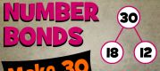 Oh my word! It's Zuma for Math!!!  Number Bonds - Ways to Make 10