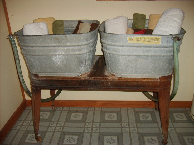 7 best Washtubs images on Pinterest | Wash tubs, Cottage and For the ...