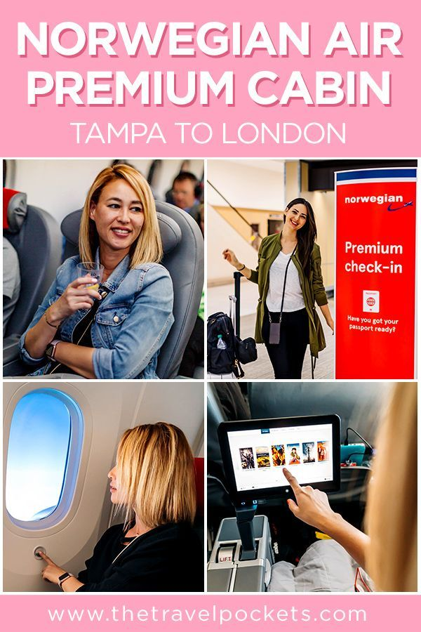 flights from tampa to london