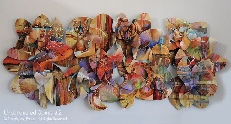 Wall Art Decor Naples Fl : Best d wall painting ideas on