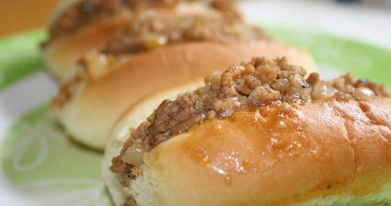 Recette de pains farcis de la maman de Bob le Chef