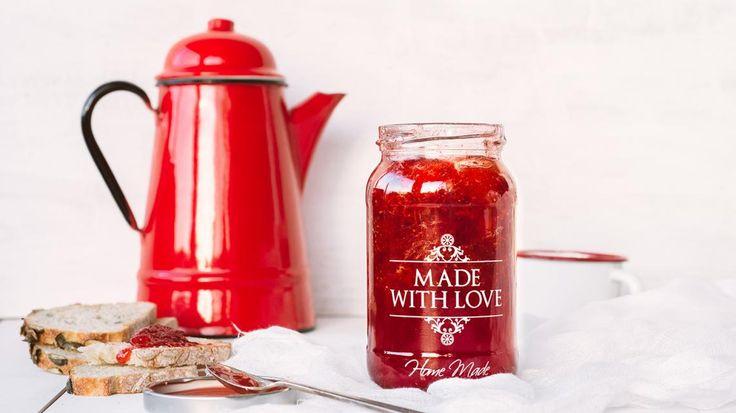 Aardbeienconfituur | VTM Koken