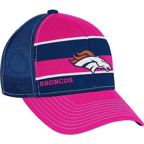 Broncos Breast Cancer Awareness Hat