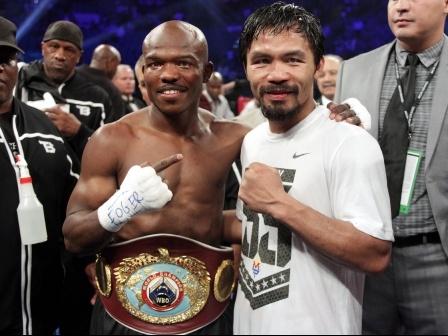 La pelea entre Pacquaio y Bradley en imágenes - Galerías - SanDiegoRed.Com