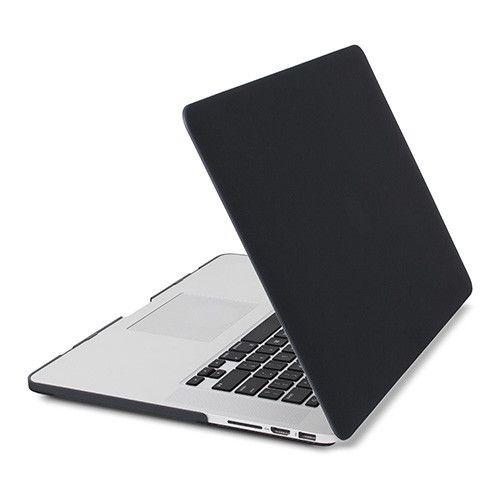"""Funda protectora para MacBook Pro 15"""" con Retina display - Negra"""
