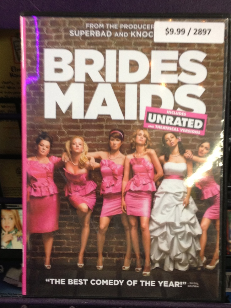 """If you wanna laugh till you cry, this is the movie for you. Female version of """"The Hangover""""!"""