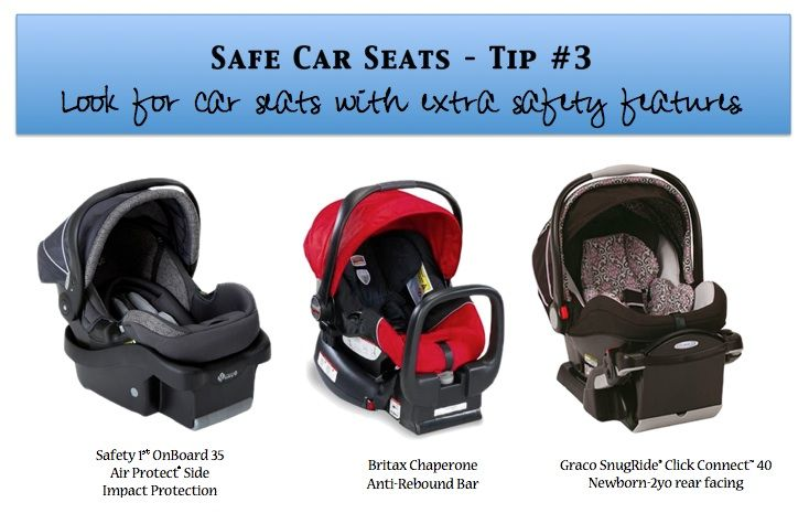 "Giggling Monkey says ""Lets Get That Car Safety Proofed for Your New Infant"" It doesn't take much but can be a life saver for your Baby Lets face it, when we realize we are pregnant, we go shopping ..."