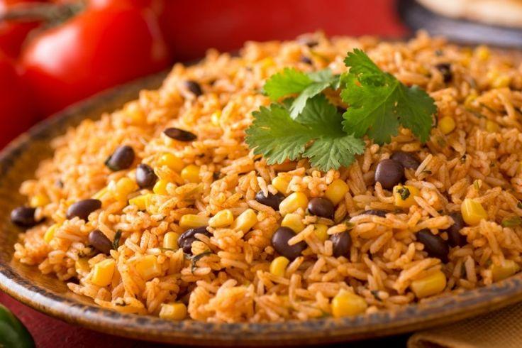 Riz mexicain...c'est facile et rapide à faire