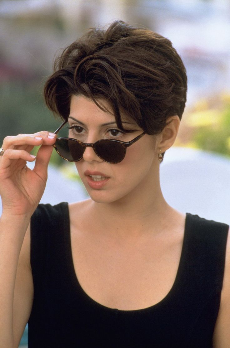 marisa tomei awesome hair short