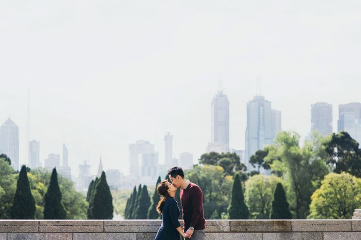 Kelvin & Wan qi // prewedding // melbourne // part 1