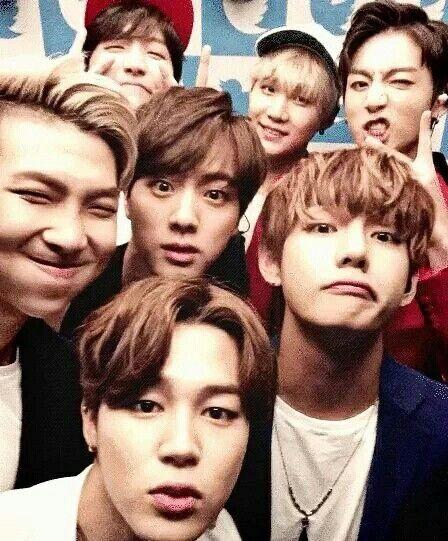 211 Best Images About BTS Selfies ♡ On Pinterest