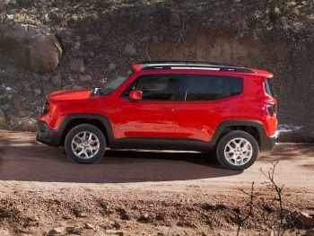 2015–pr. Jeep Renegade Latitude '2015–pr.