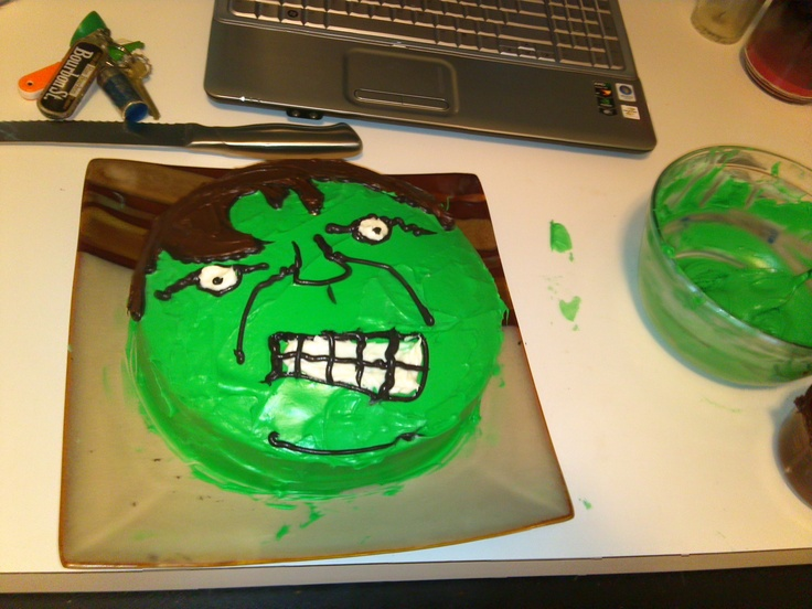 11 best incredible hulk birthday ideas images on pinterest incredible hulk birthday cake awesome kirsten iden pronofoot35fo Choice Image