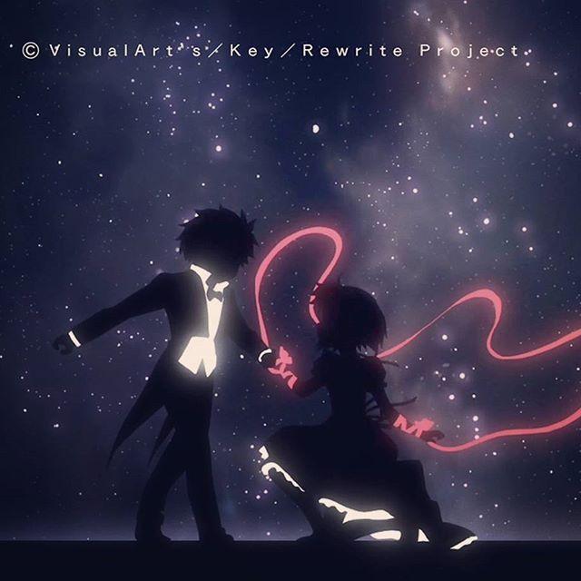 #Rewrite #anime #screenshot #انمي #انميات