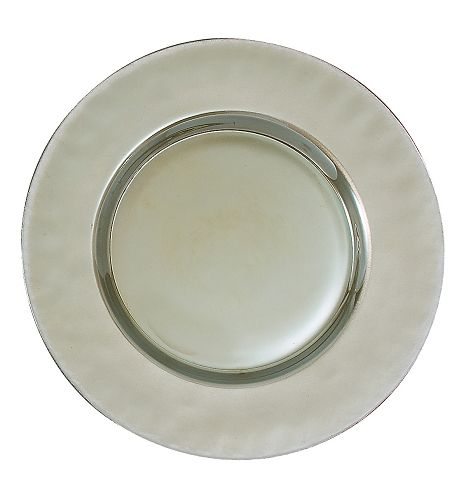 1000 Images About Glass Charger Plates On Pinterest