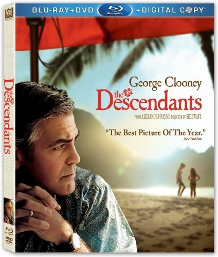 The Descendants (Blu-ray/DVD + Digital Copy) Blu-ray ~ George Clooney, http://www.amazon.com/dp/B004UXUX7S/ref=cm_sw_r_pi_dp_ayE6pb0FMG8VM