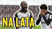 """JP no Lance: Futebol Nacional: Vágner """"Love"""" corneta André"""