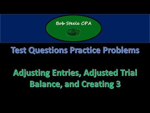 ACCOUNTING Sample CLEP Test