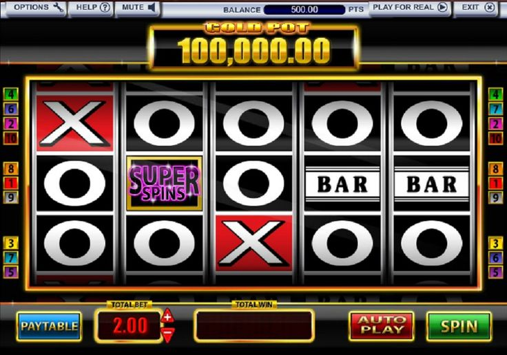 Super Spinner Bar X is by far one of the most popular games played here at Slotzzz with 5-reel and 10-line feature and auto play option. #SuperSpinner #BarX