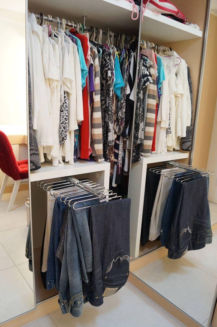 A Creative Closet Revamp