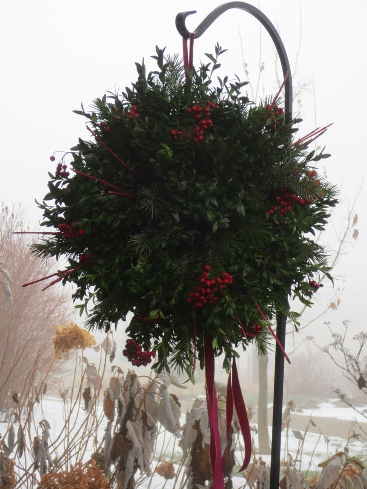 443 Best Winter Planters Amp Containers Images On Pinterest