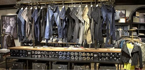 Goodys clothing store online application