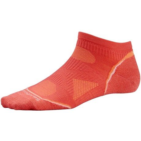 SmartWool Merino Wool socks: I herad Merino Wool socks are AMAZING for winter running. I like many of the colors that Smart Wool has. I probably would use socks that go over the ankle for running and keeping that slit of cold air from happening. (I would probably use knee socks and ankle socks as well.) I like this color.