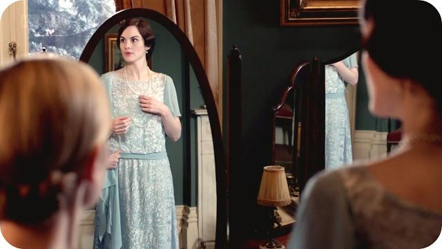 My happy sewing place...: Downton Abbey Sewing: Season 3, Episodes 2 and 3