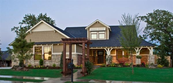 34 best images about craftsman bungalow on pinterest for New craftsman style homes for sale